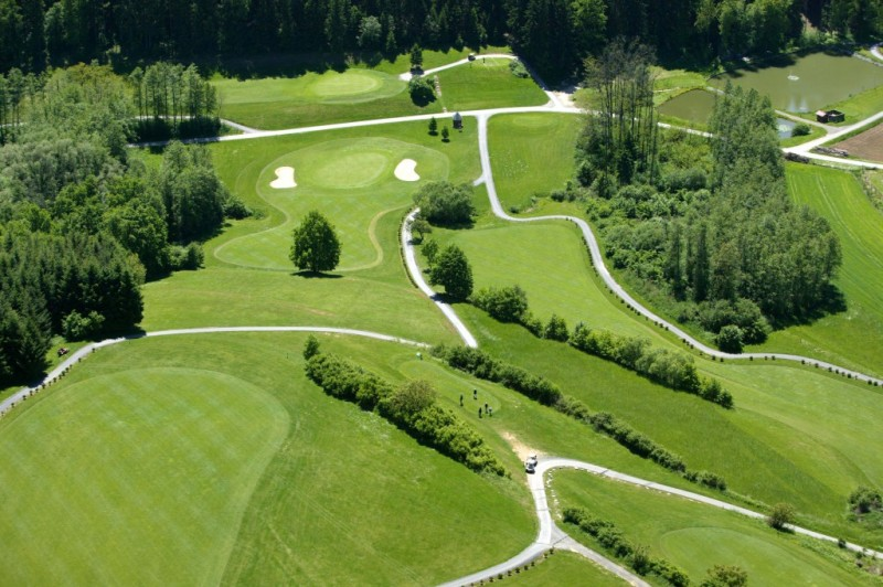 biggest golf course Austria