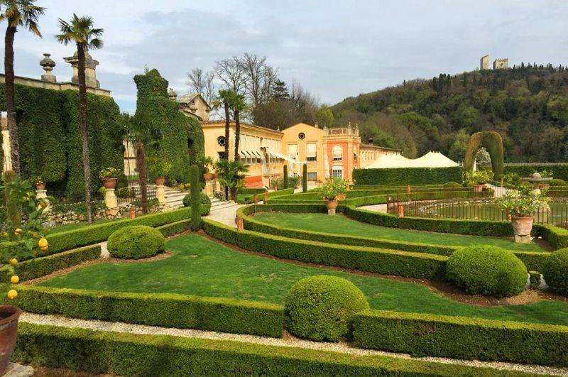 Villa Perez Pompei Sagramoso