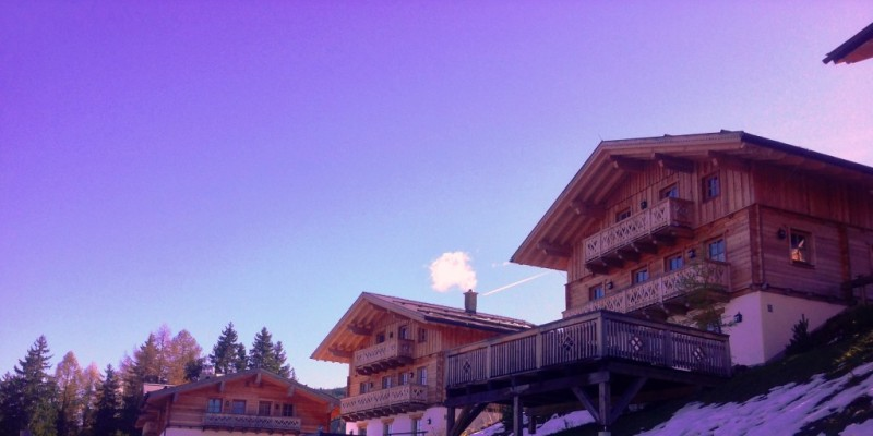 Dachstein ski lodges