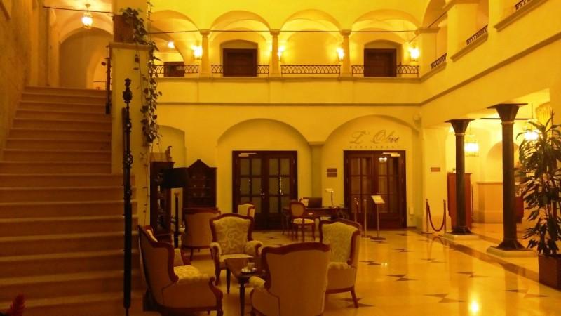 historic boutique hotel Bratislava