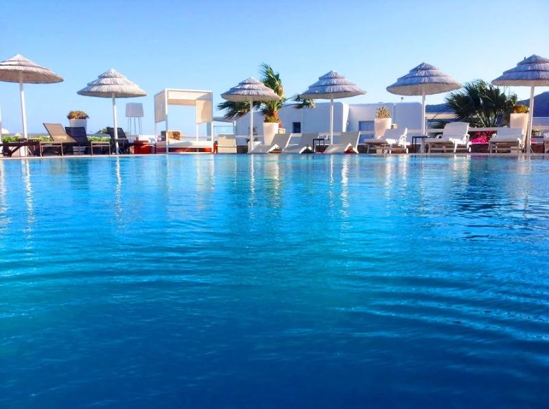 Archipelagos Mykonos Hotel pool