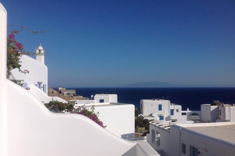 Luxury resort Mykonos