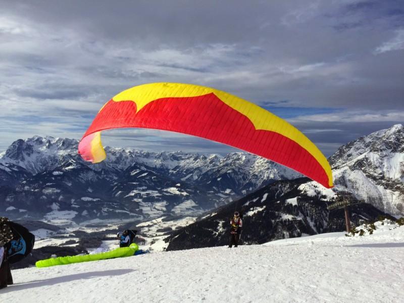 Werfenweng ski