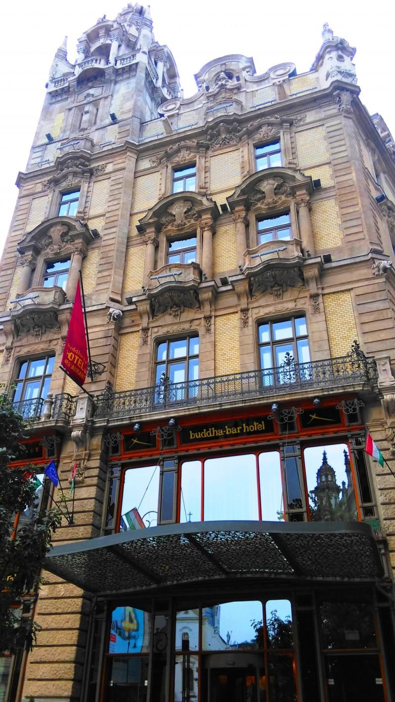 Buddha Bar Hotel Budapest