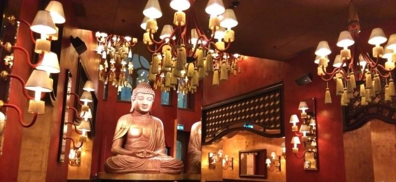 Buddha Bar Restaurant Budapest
