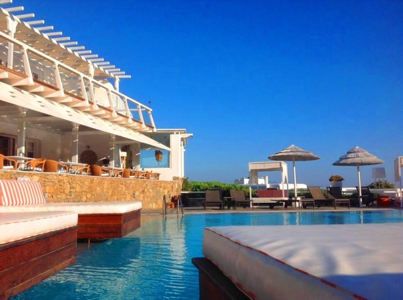 Mykonos luxury hotel