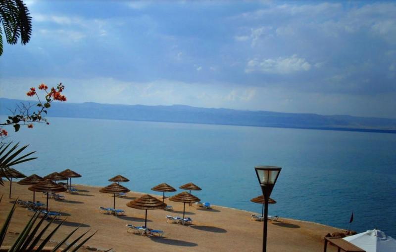 Beach Dead Sea