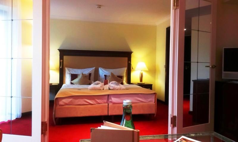 Room Hotel Schloss Lebenberg