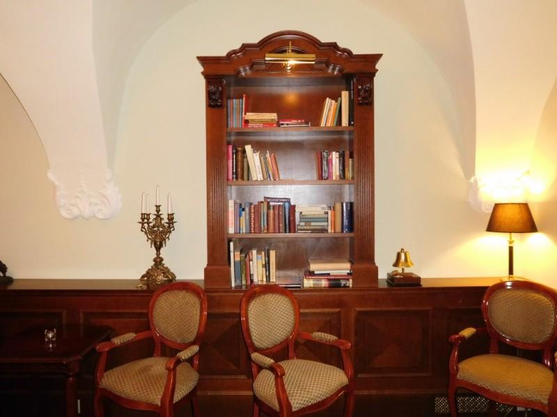 Library Bar - Hotel Arcadia