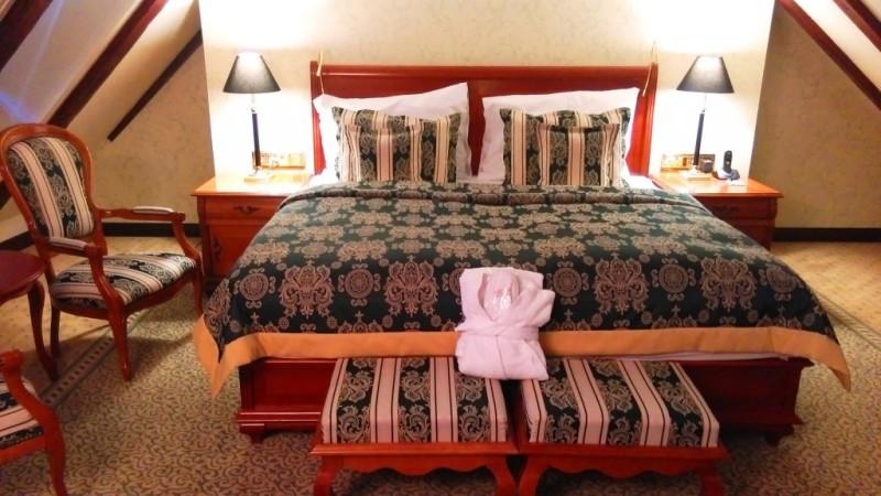 Hotel Arcadia Maisonette Suite