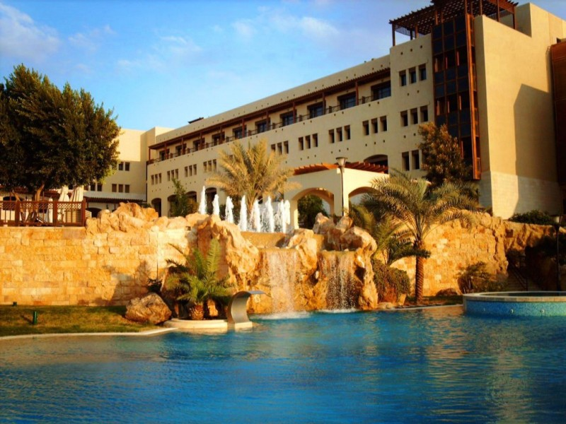 Marriott Dead Sea Jordan