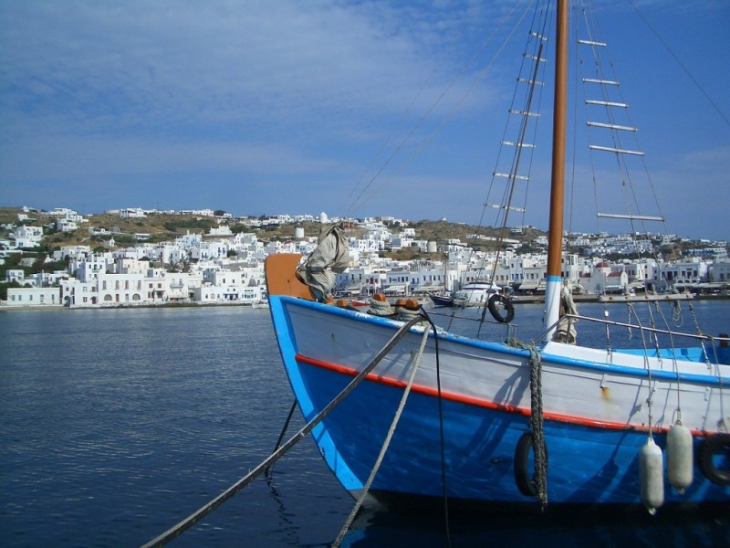 Mykonos luxury vacation