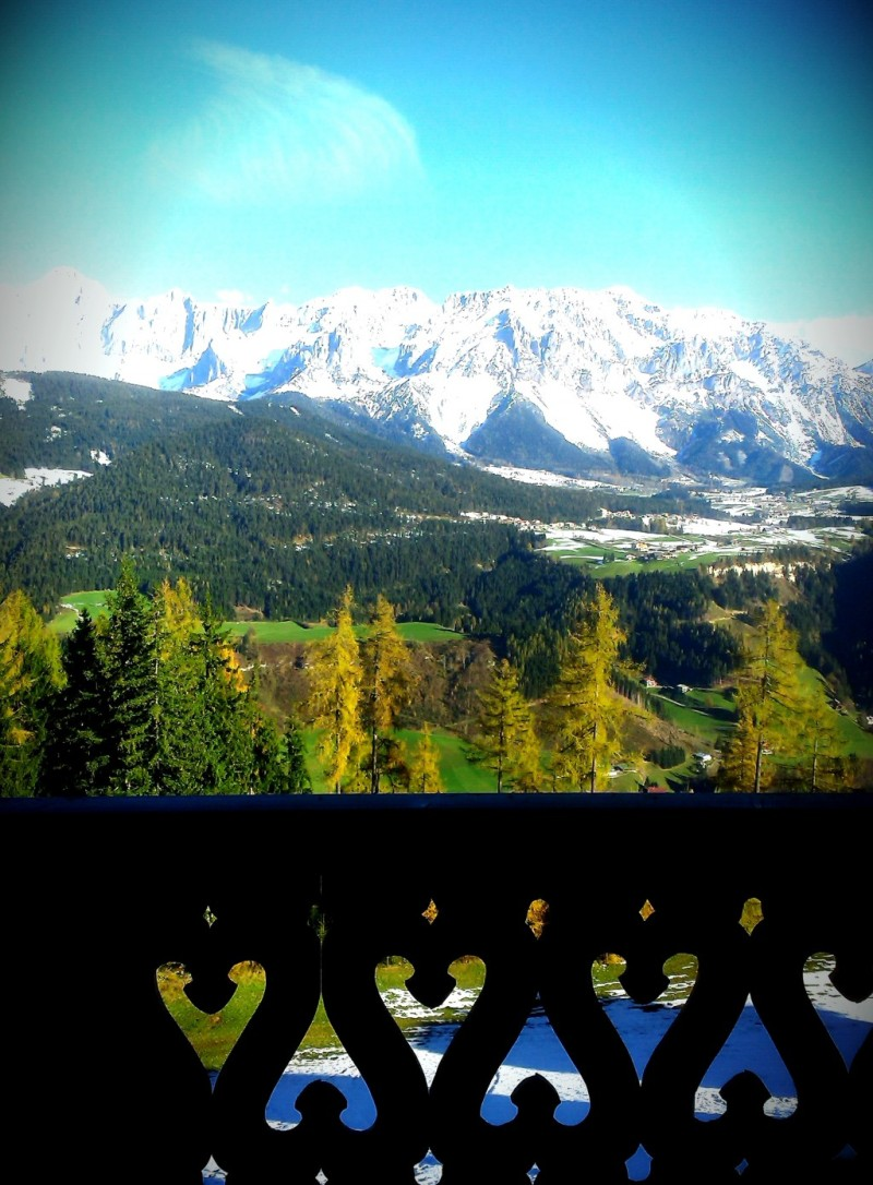 Dachstein ski vacation
