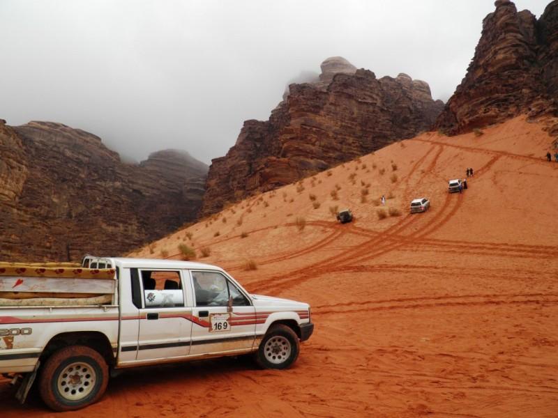Wadi Rum Tour Jordan