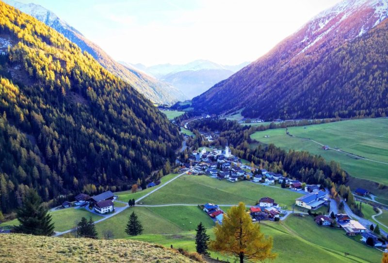 Kals am Grossglockner Austria