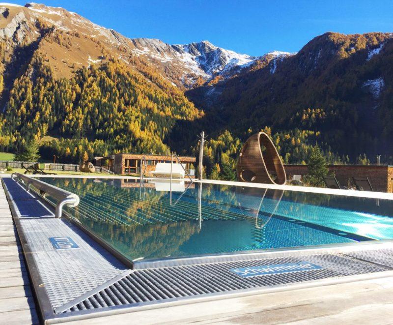 Gradonna Mountain Resort Pool