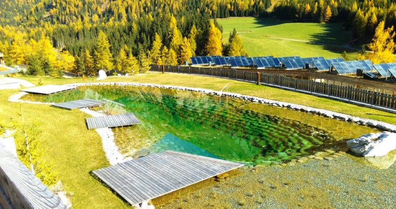 eco-friendly hotel Austria