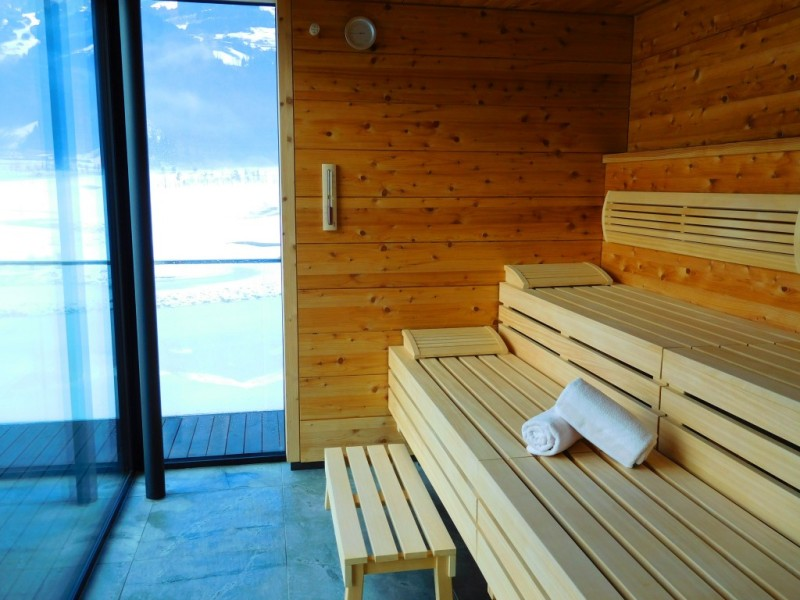 Penthouse Suite with sauna