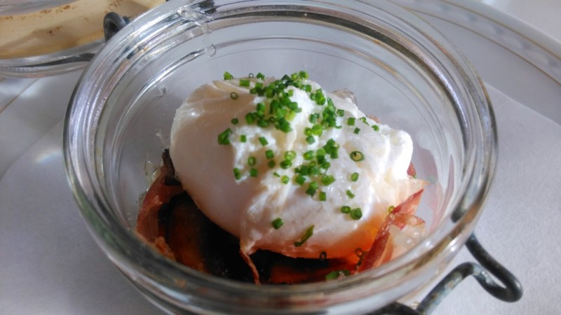 Breakfast Schloss Fuschl