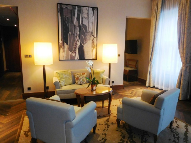 Club Suite Ritz-Carlton Vienna