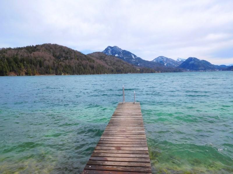 Lake Fuschl Salzburg