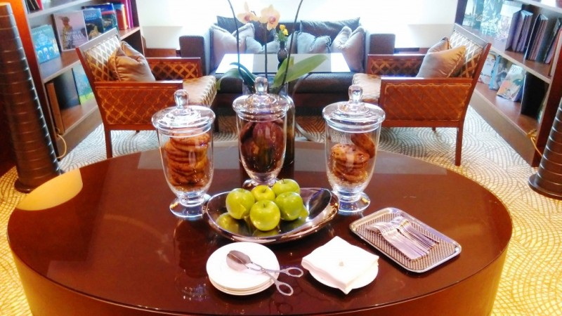 The Ritz-Carlton Club Lounge