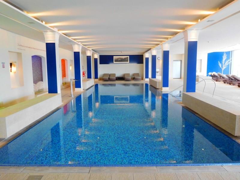 Schloss Fuschl Pool