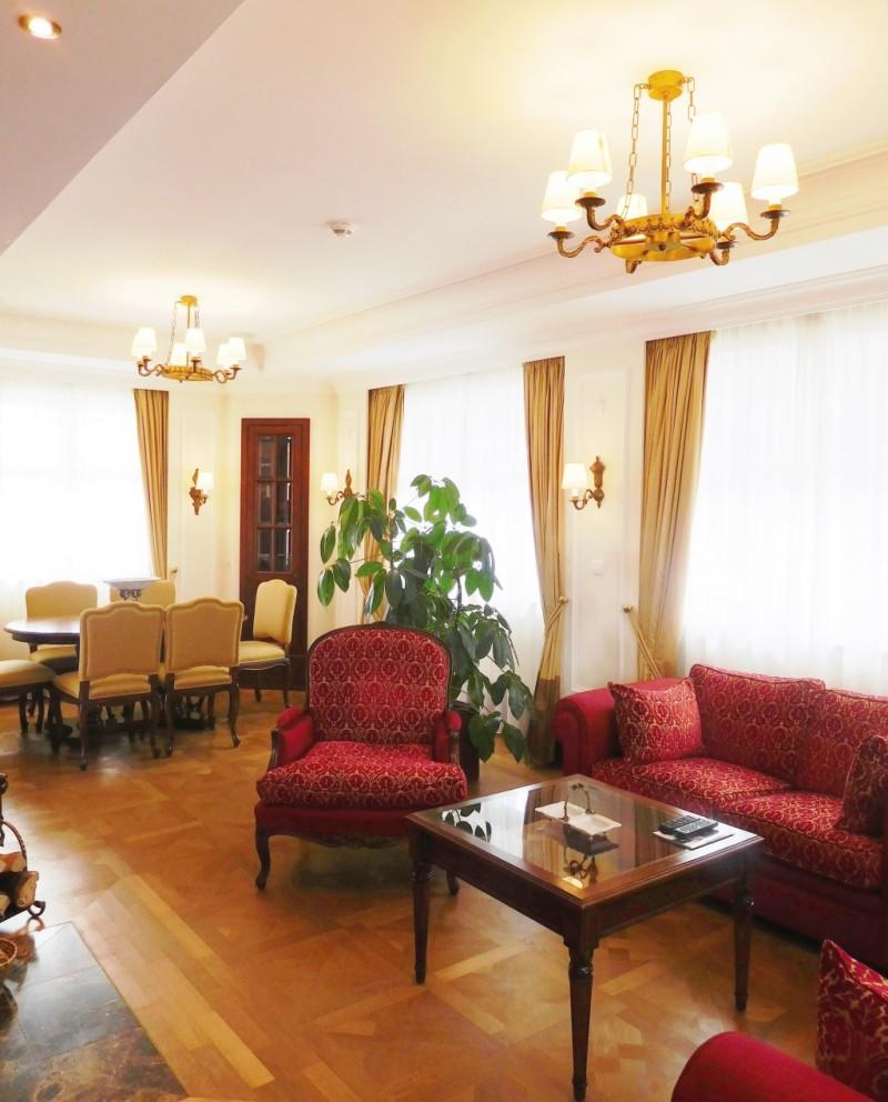 Schloss Fuschl Suite