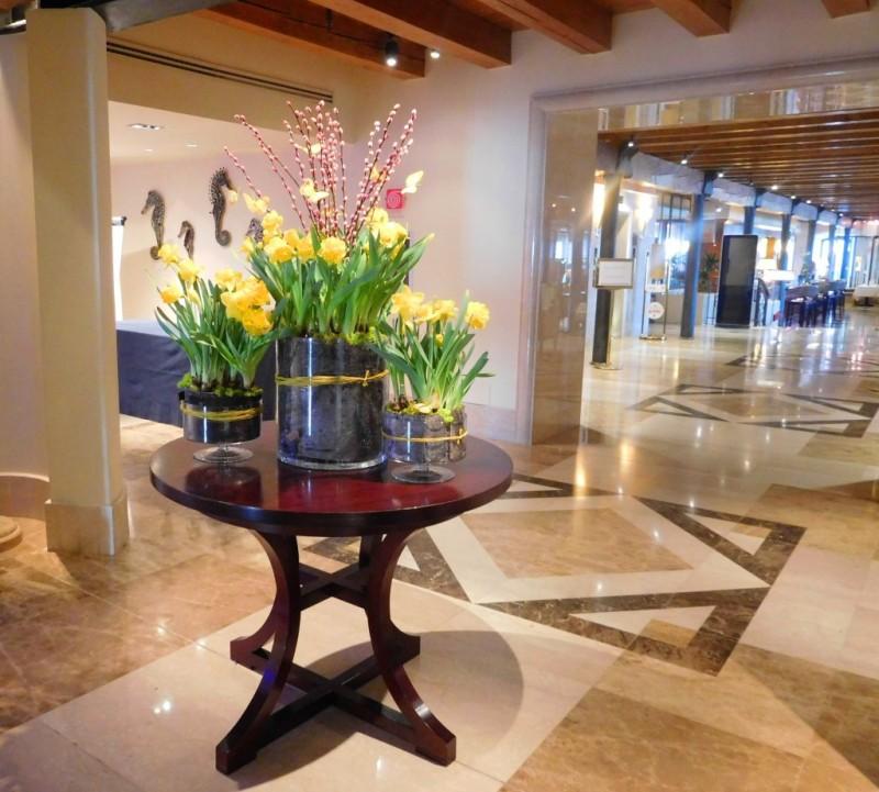 Hilton Venice Lobby