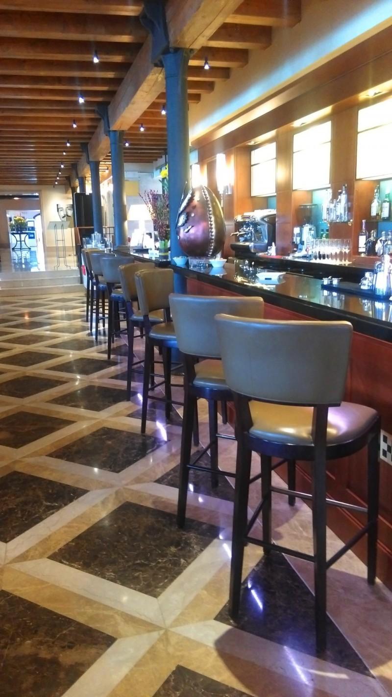 Rialto Lobby Bar Hilton