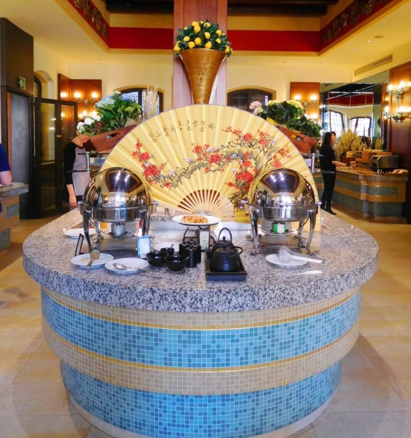 Il Molino Restaurant Hilton