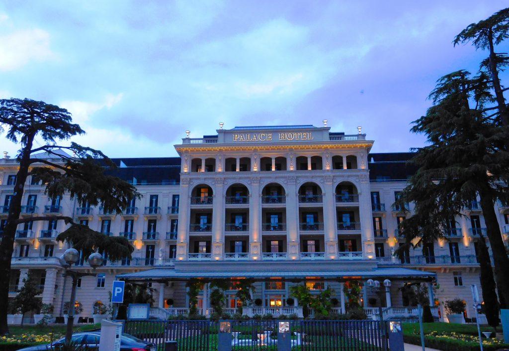 Kempinski Palace Portoroz