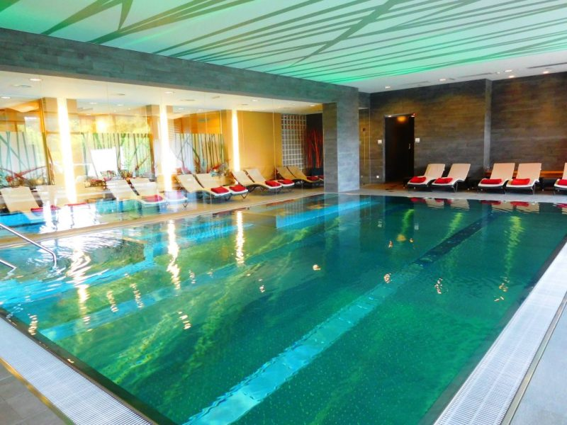 Ritzenhof Hotel pool