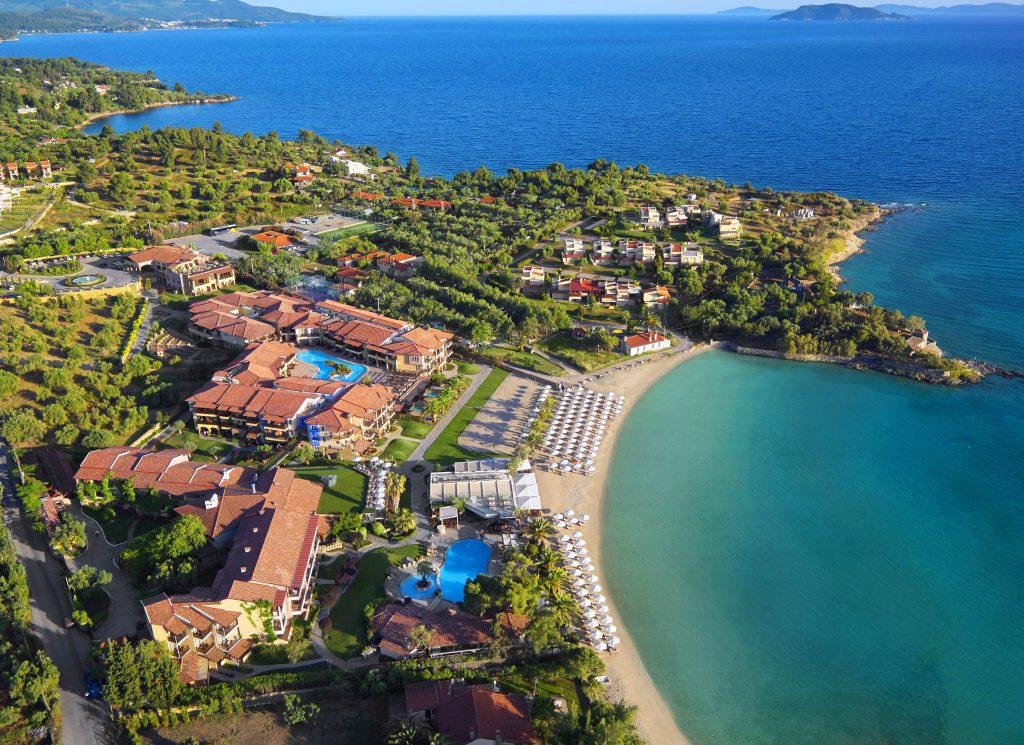 Anthemus Sea Beach Hotel Spa