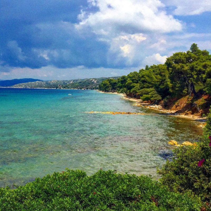 Elia Beach Halkidiki Greece