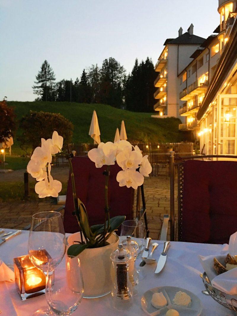 Schloss Restaurant Pichlarn Austria