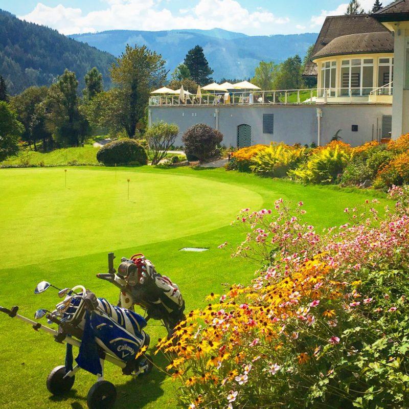 Golf Schloss Hotel Pichlarn