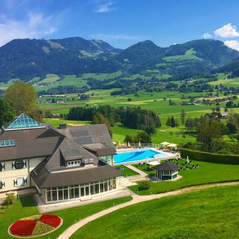 Schloss Hotel Pichlarn Austria