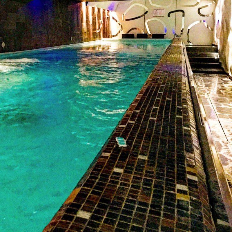 Boscolo Budapest pool