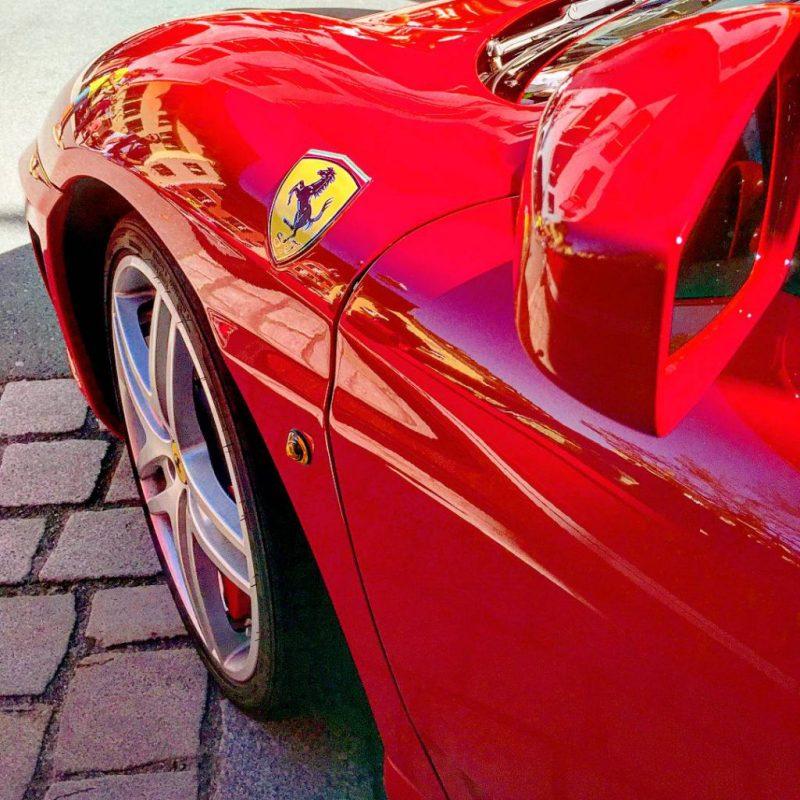 Ferrari Kitzbühel