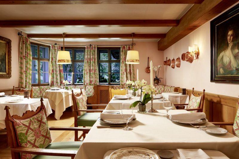 Gourmet Restaurant Kupferstube Kitzbühel