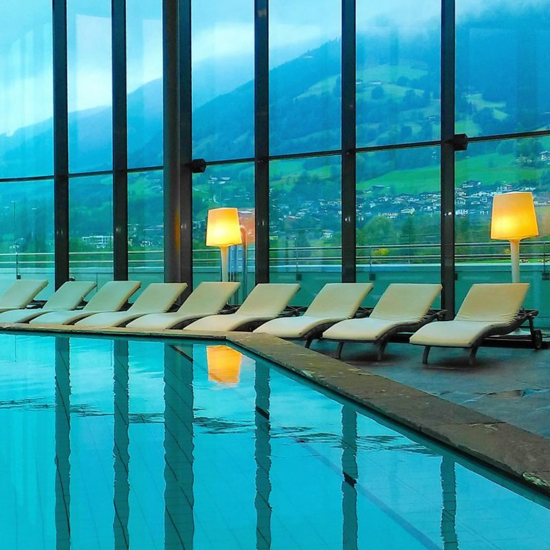 Tauern Spa indoor pool