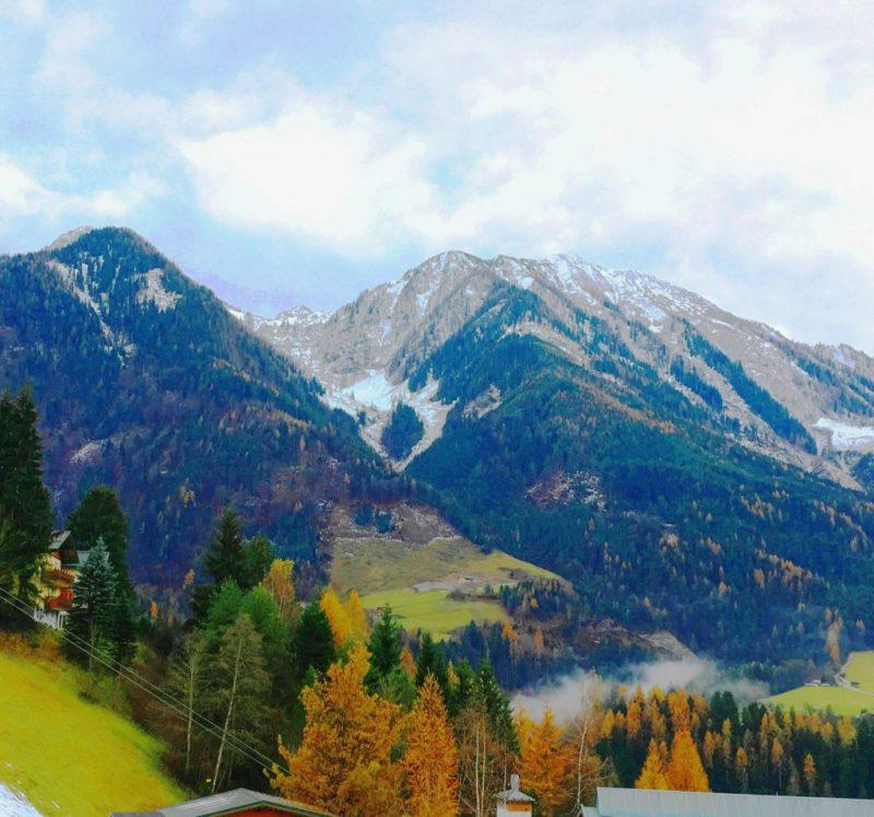 Austrian Alps Salzburg