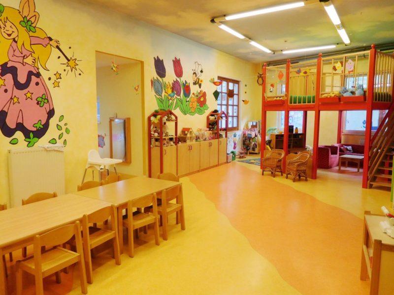 Kids Club Alpina Family Spa Sporthotel