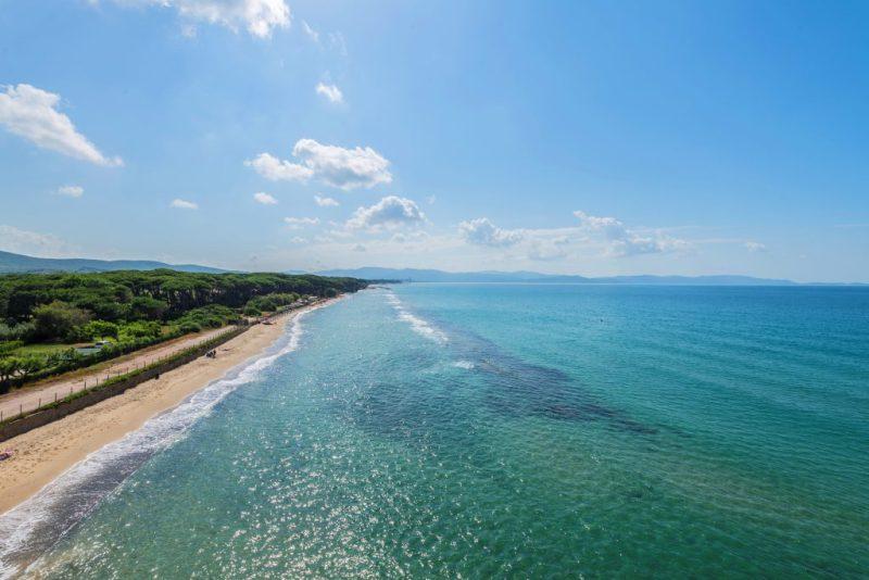Maremma Coast Italy