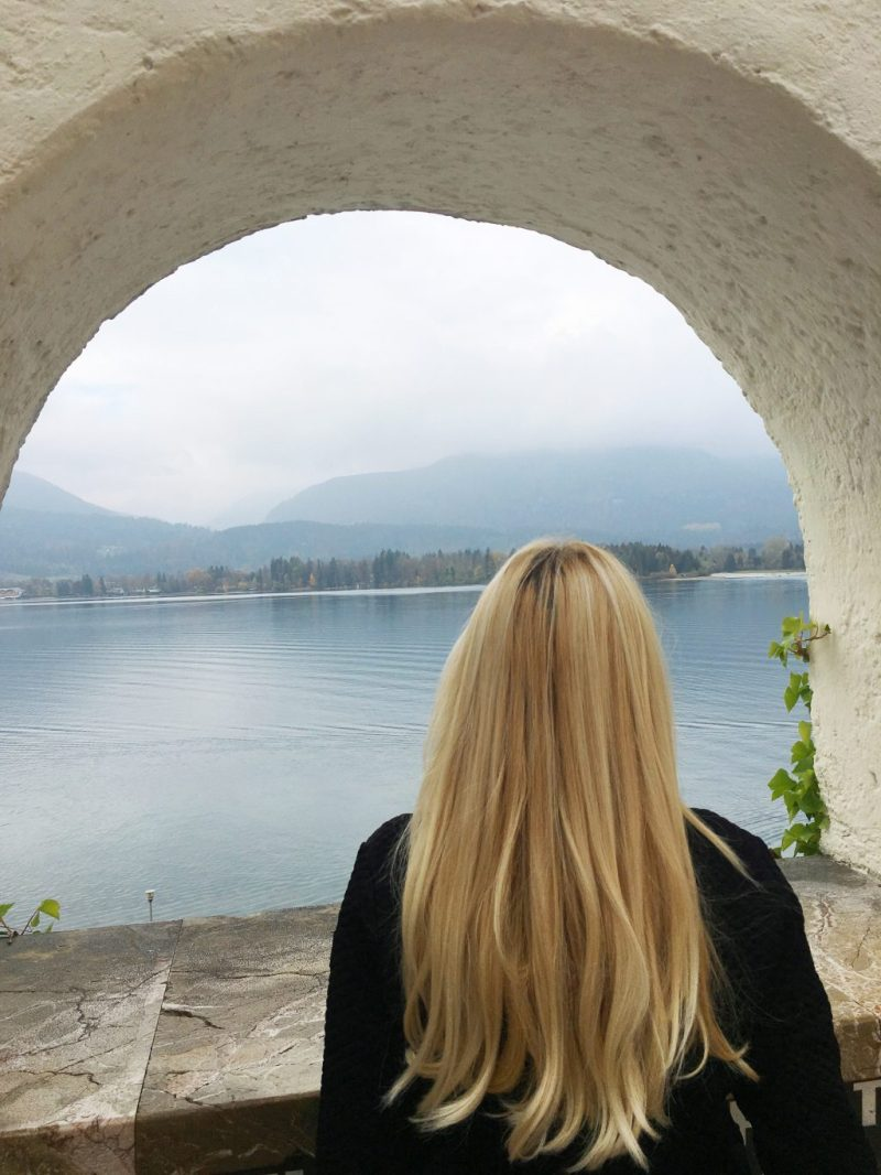 Wolfgang Lake Austria