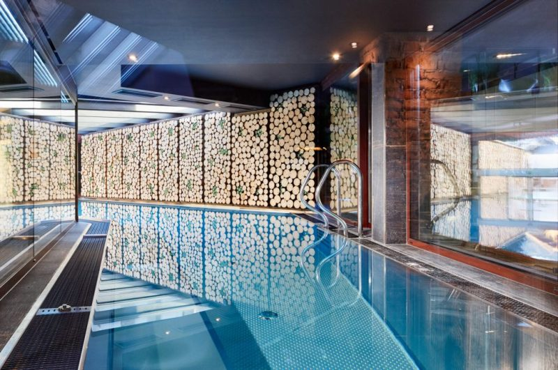Hotel Eder indoor pool