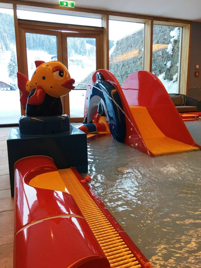 Baby Pool Family Hotel & Resort Dachsteinkoenig