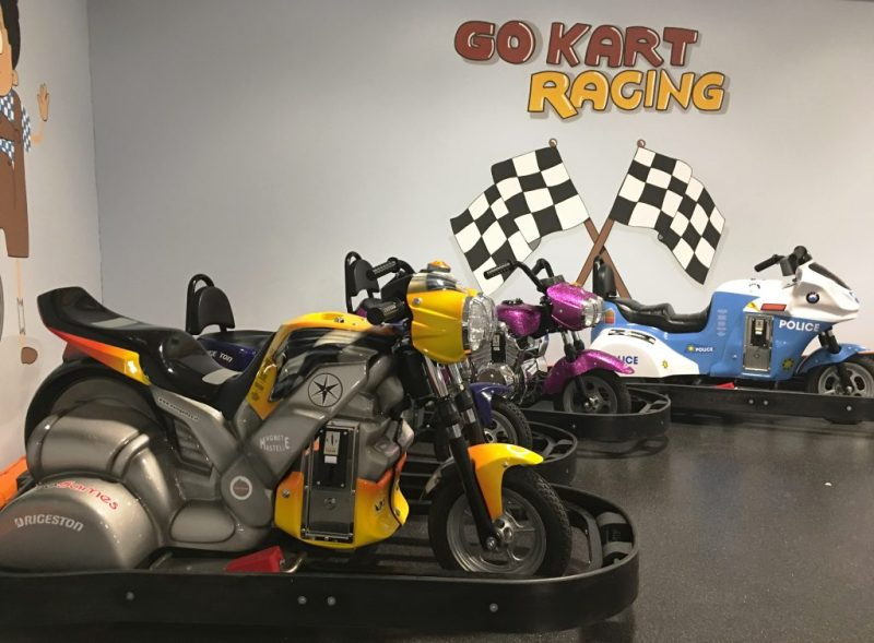 Kart Racing Kinderhotel