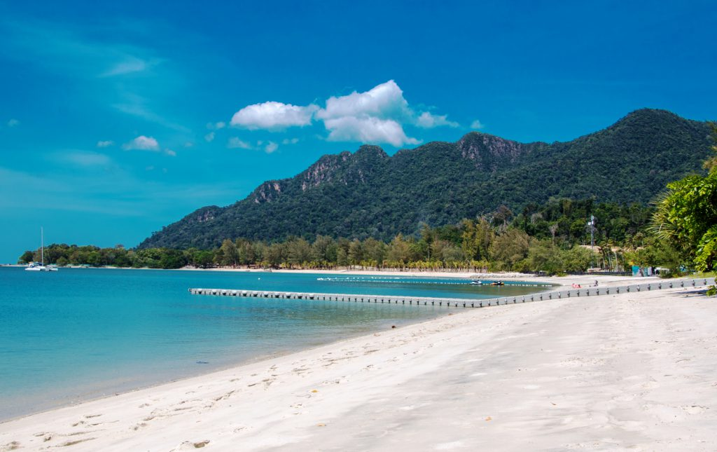 The Danna Langkawi beach